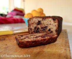 Paleo Banana Bread/Cake