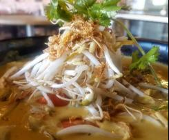 Thai style yellow curry - Matthew Morrissey