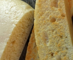 Pain du Matin - Steamed Breakfast Bread (Vegan)