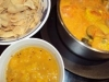 Fragrant Vegetable Curry with Mango Chutney