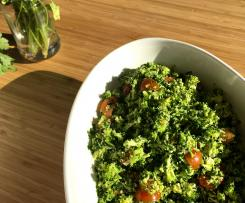 Broccoli Tabouleh