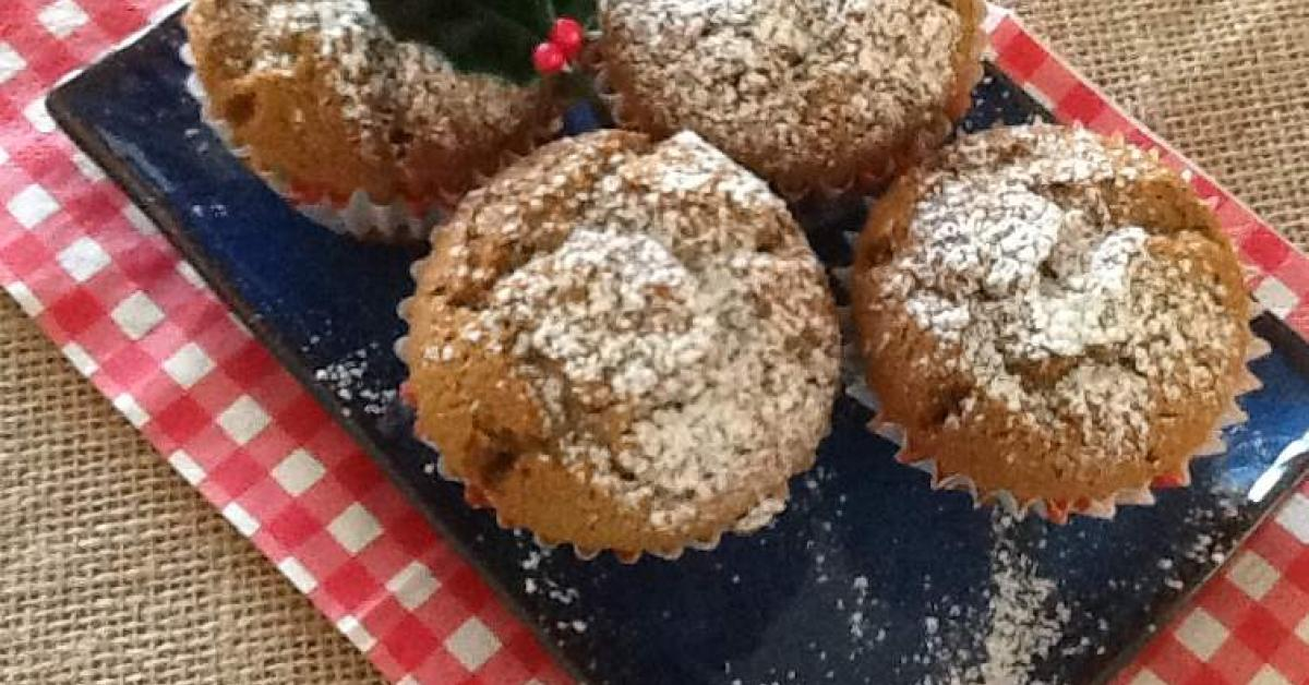Gingerbread muffins by monicaih. A Thermomix ® recipe in ...
