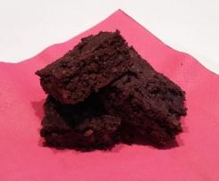 Flourless, Sugar Free Choc Brownies