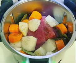 Slow Cooked Silverside/Corned Beef
