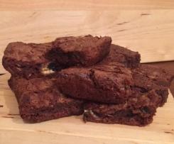 Crunchie Oreo Brownies