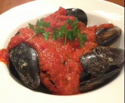 Best Chilli Mussels EVER!