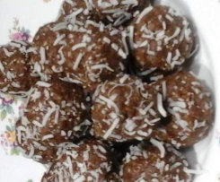 Clone of Nut Free Lunchbox Bliss Balls