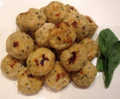 GLuten free Chicken Meatballs