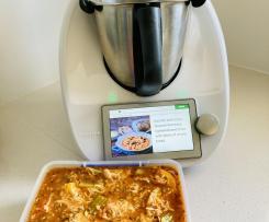 Tuscan Bean Soup modified