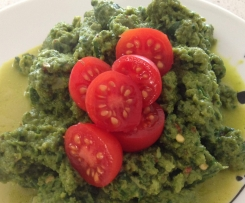 Thermie Green Scrambled Eggs