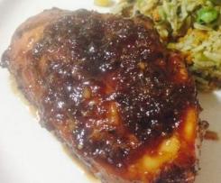 Shoyu Chicken (Hawaiian version of teriyaki sauce)