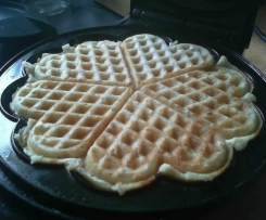 Perfect Waffles - Allergy friendly & delicious