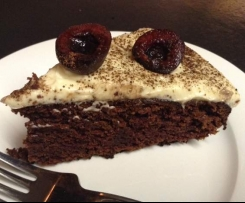 Red Velvet Cake with Beetroot & Chocolate