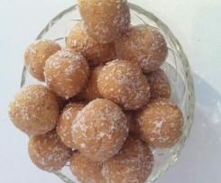 Pina Colada Balls