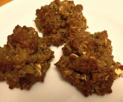 Lactation Cookies - gluten free & dairy free