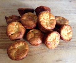 Parmesan & Onion Muffins