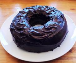 Simplicity Chocolate Cake
