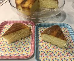 Quick mix butter cake