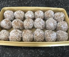 Gunnadoo' Anzac-inspired Bliss balls