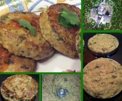Easy Thai Fish Cakes