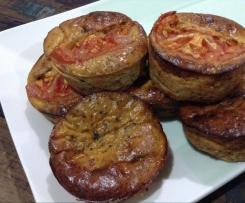 Protein Muffin Quiches
