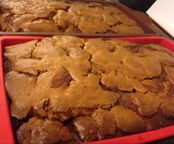 Clone of Edna's Lemon Curd Teacake (orange curd, 2 cakes)
