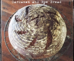 Cardamom and Rye Artisan Bread Loaf TM5 & TM31
