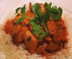 Sweet n Sour Balti Chicken Curry