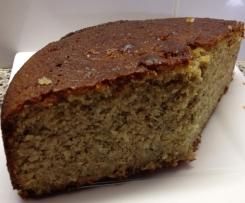 Coconut Nut Cake