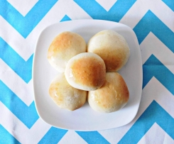 Sweet Custard Buns