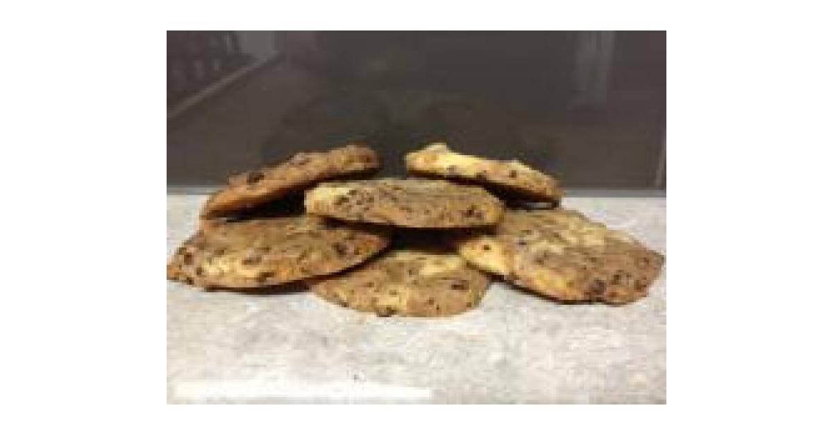 Choc Chip Cloud Cookies
