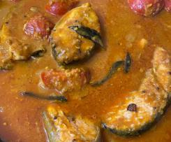 Fara's Salmon Curry