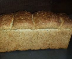 LSA and Grain Wholemeal Bread
