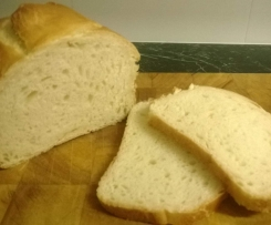 Soft Crust Bread