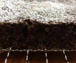 Gluten Free & Dairy Free Chocolate Brownies