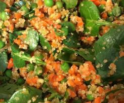 Moroccan Vegiful Quinoa Salad