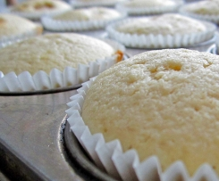 Clone of Vanilla 'Magic Bean' Cake