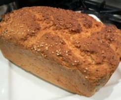Cyndi O'Meara's gluten free bread - slightly tweaked