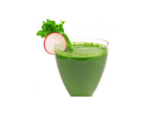 Raw Daily Green Smoothie