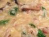 Clone of Caesar Risotto - Chicken, mushroom and chorizo