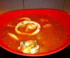 Tomato Marinara Soup