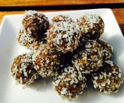 Healthy Seedy Nut-Free Bliss Balls
