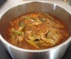 WW 1 ProPoint cabbage soup