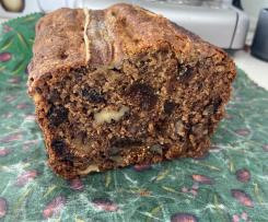 Knock your Socks Off Tivoli Road Banana Cake (Converts Beautifully  to Gluten Free)