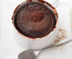 Molten Chocolate Lava Mug Cake