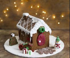 Gingerbread house (gluten-free)