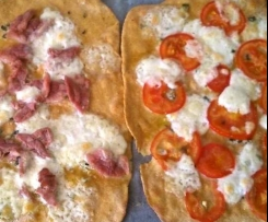 Yeast Free / No Rise Pizza