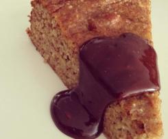 Paleo Eggplant Cake