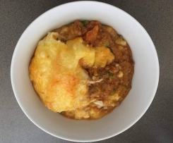 Lamb and Sweet Potato Shepperds Pie