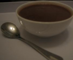 Tropical Chocolate Veloute